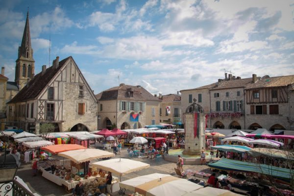 A Perfect Place To Visit With Family And Friends, Market Place For All Things To Buy And Eateries